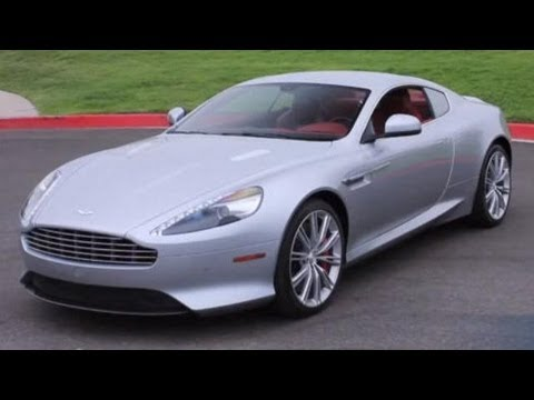 2013 Aston Martin DB9 Test Drive & Grand Touring Car Video Review