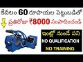 Start Mug Printing Business and Earn Up To 8000 Per Day | Small Business Ideas | in telugu