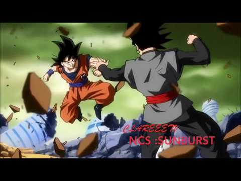 "Dragon Ball Super Amv ""Sunburst"" No CopyRight Sounds"