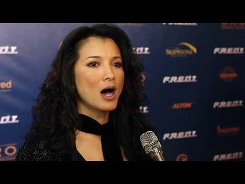 Kelly Hu FREDI Movie Red Carpet thumbnail