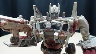 Takara Age of Extinction Voyager RUSTY OPTIMUS PRIME: EmGo