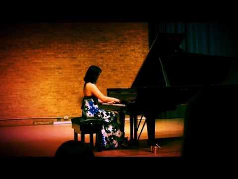 Mahler Adagietto Alissa Firsova piano
