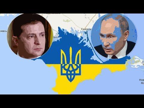 Вода в Крым: Путин поставил Зеленскому условие