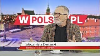 W. Zientarski o powrocie Roberta Kubicy: Gdyby nie Orlen, tego startu by nie było