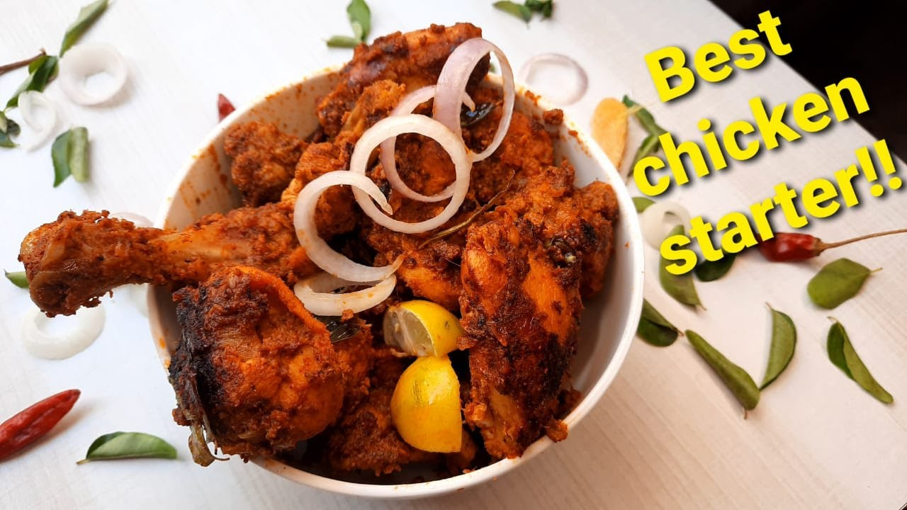 Chicken Ghee Roast|Best Starter for the parties|Roasted Chicken Mangalorean style