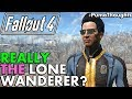 Fallout 4: Is Deacon Really the Lone Wanderer from Fallout 3? (Lore) #PumaThoughts