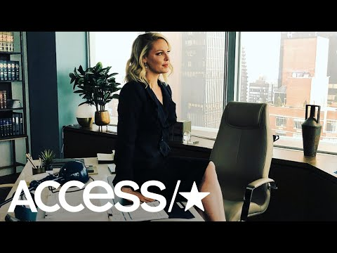 Katherine Heigl Gives A Sneak Peek Of Her 'Suits' Character  Access