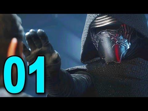 "Star Wars ""RESURRECTION"" Story - Part 1 - A DAUGHTER?! (Battlefront 2)"