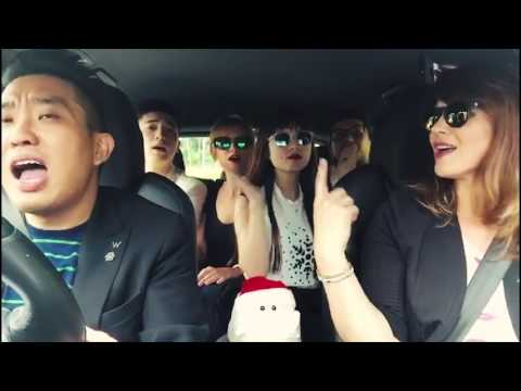 W Singapore Sentosa Cove Welcome Carpool Karaoke