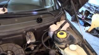 видео почему кипит машина и уходит антифриз