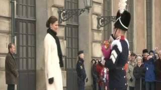 Daniel Westlings debut på kronprinsessan Victorias namnsdag