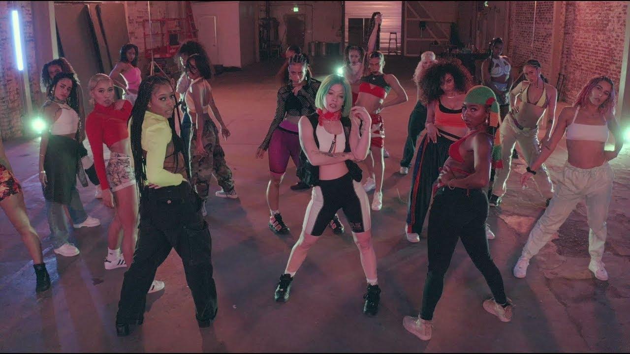 Mr Eazi & Major Lazer feat. Nicki Minaj & K4mo - Oh My Gawd (Official Dance Video)