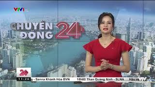 Tin tức 24h | Chuyển động 24h trưa hôm nay 18/09/2018