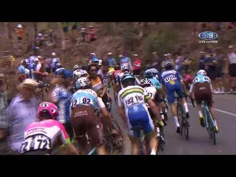 The Fnish | Stage 5 | Santos Tour Down Under