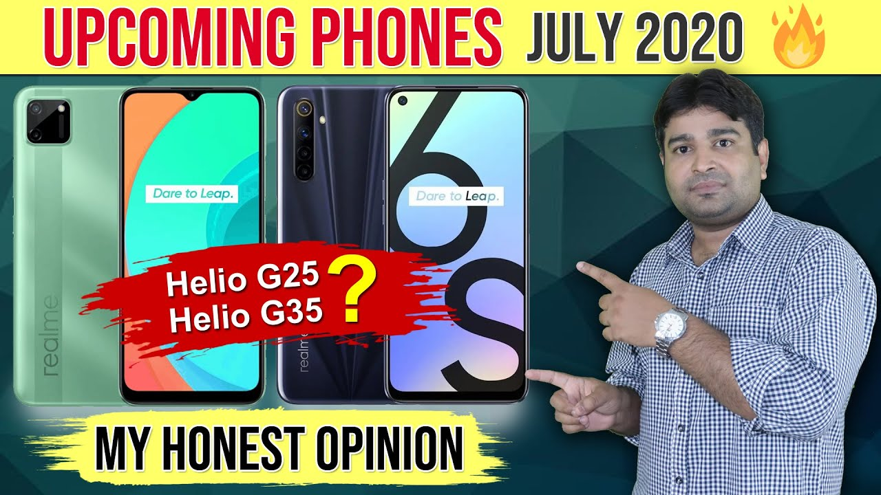 Upcoming Phones In Pakistan July 2020, Prices and Features, My Honest Opinions