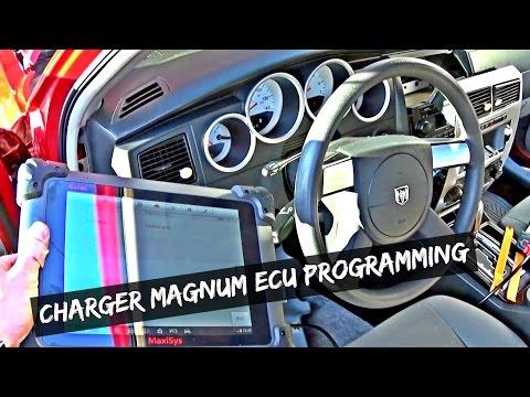 How to Program Engine Computer ECU Dodge Charger Dodge