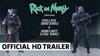 Rainbow Six Siege - Rick and Morty Bundles Trailer