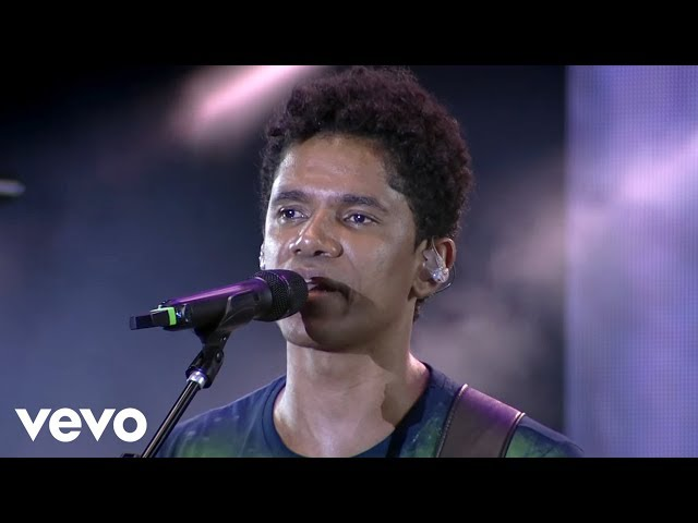 Natiruts - Me Namora (Natiruts Reggae Brasil - Ao Vivo) ft. Edu Ribeiro