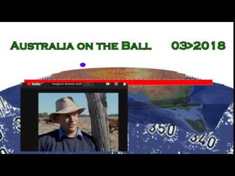 Australia on the Ball Progressive Cirkles 2018