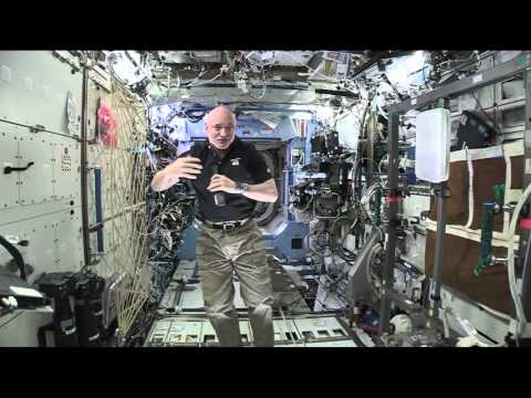 Space Station Commander Discusses His Year-Long Mission with U.S. TV Networks