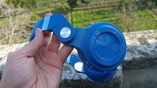 Bluedio T2S Recensione ITA : cuffie bluetooth economiche