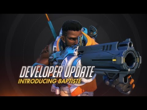 Developer Update | Introducing Baptiste | Overwatch