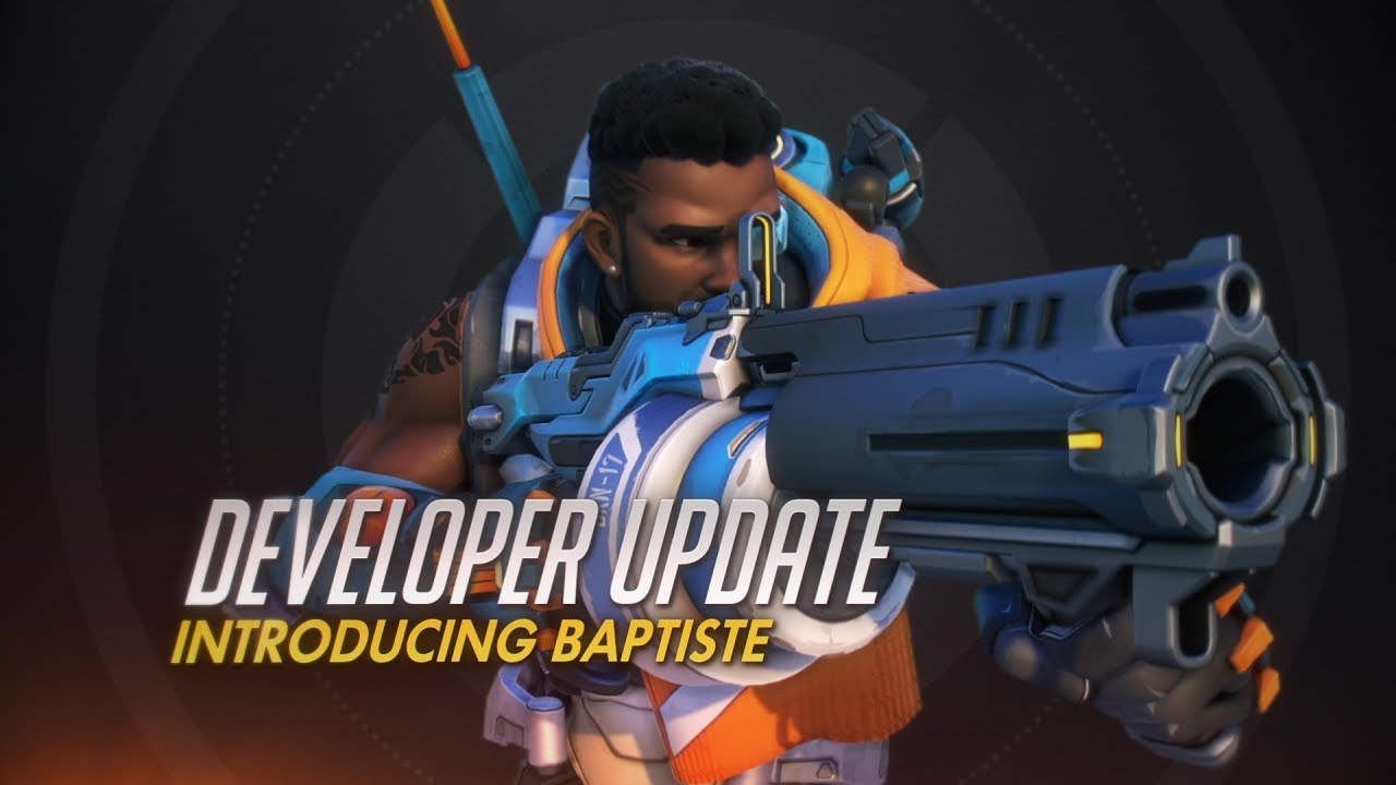 Overwatch patch notes v1 34: Baptiste makes his debut | PCGamesN