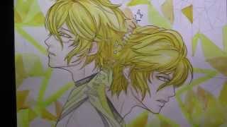 Drawing Uta No Prince Sama 1000% Natsuki/ Satsuki Shinomiya