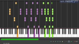 Piano Tutorial: Rainbow - Since you