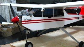 ムサシノ プレイリー製作から初飛行(自作)