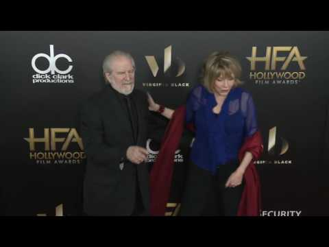 Susan Blakely Fashion - Hollywood Film Awards 2016