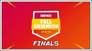 Fortnite Fall Skirmish Live Finals at Twitchcon (DAY 2 Heat 3 & 4) NINJA, TFUE, NICKMERCS, MYTH
