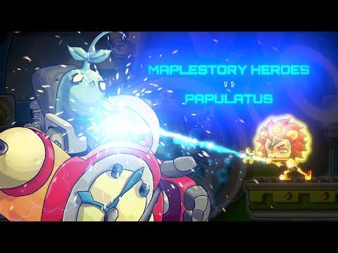 Maple Story Heroes vs Papulatus [ dray86 ]