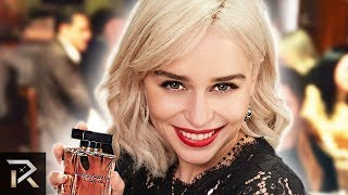 This Is How Emilia Clarke 'Daenerys Targaryen' Spends Her Millions