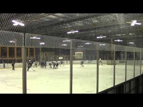 20141107 Bantam AA - Blackhawks vs Bantam A - Redwood City