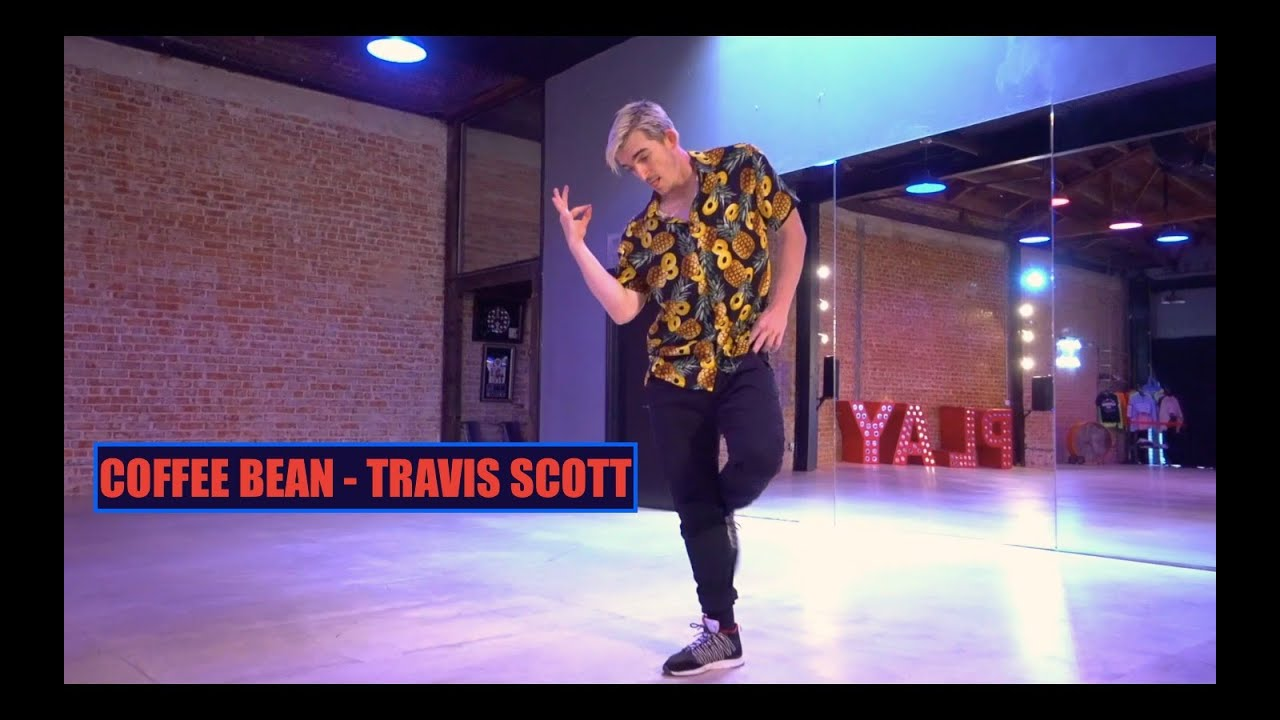 COFFEE BEAN - Travis Scott - Charlie Bartley Freestyle - YouTube