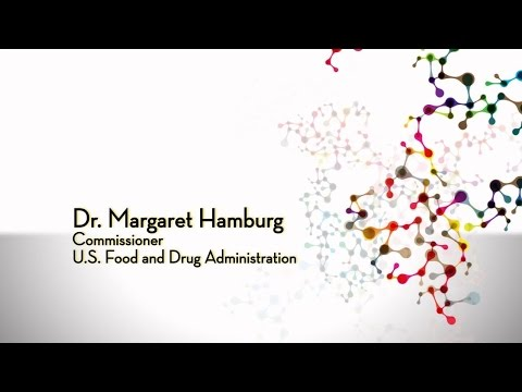 Friends of Cancer Research Margaret Hamburg Interview Part 1