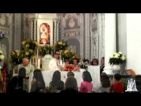 Visita de Monda a la Virgen de la Fuensanta (Coín) 2013