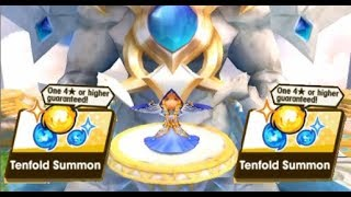 Dragalia Lost Rerolling Tips - Quick Tenfold Summon again because 5 Stars Gacha Rate is terrible