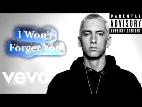 Eminem   I Won't Forget You { 2017 }