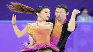 Entertainment News 247 - 平昌五輪2018 - フィギュアスケート アイスダンス 村元・リード組、フリー進出