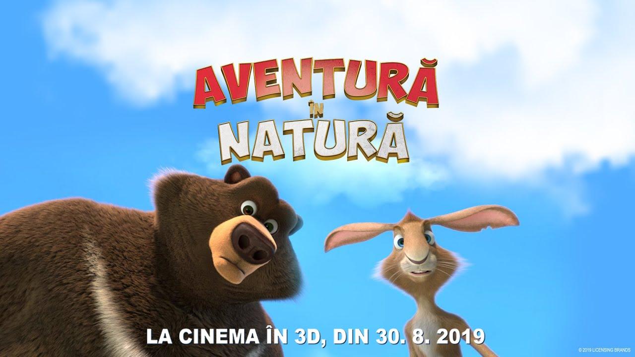 Aventură în natură (The Big Trip) - Spot 20 - dublat - 2019