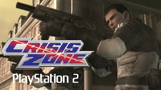 Crisis Zone playthrough (PS2)