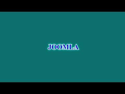 INSTALACIÓN De XAMPP Y Joomla