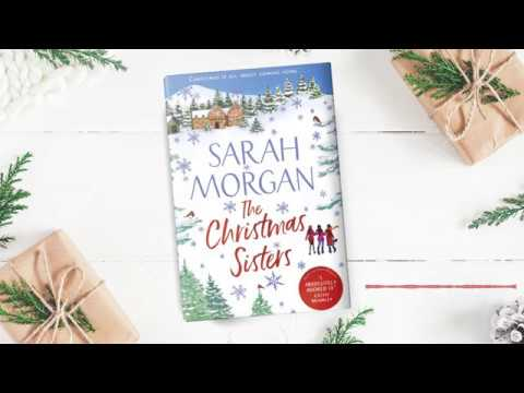 The Christmas Sisters By Sarah Morgan | #FirstChapterFridays