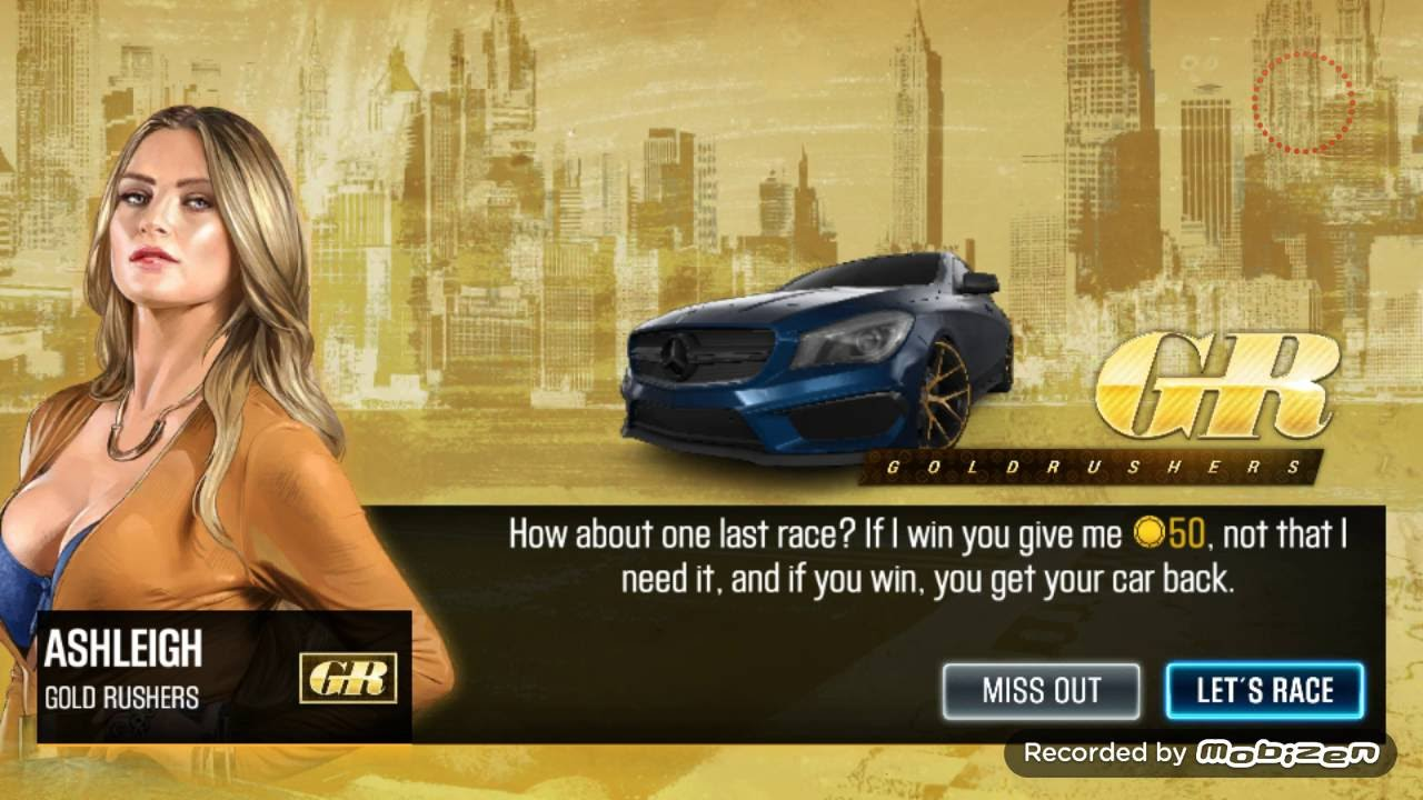 Csr racing 2 how to win the tier 2 boss car ashleigh