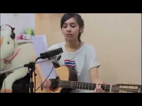 Cewek thailand nyanyi lagu indonesia
