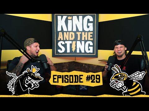 Transgender Magician  King and the Sting w Theo Von & Brendan Schaub 29