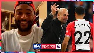Nathan Redmond reveals what Pep Guardiola told him in their on the pitch incident | Making It Pro
