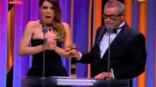 Sharam Diniz-Globos de Ouro 2013